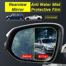 Car Anti Fog Nano Coating Rainproof Rear View Mirror Window Protective Film new