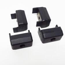 4x HUNTER Tire Changer RUBBER PADS / Jaw Covers C3500 TC3250 TC300 TC350 RP-0066