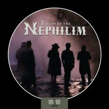 Fields Of The Nephilim - 5 Albums - Dawnrazor/The Nephilim/Elysium/Ear (NEW 5CD)