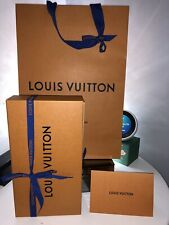 🎁Authentic Louis Vuitton New Edition Empty Gift Box + Gift Bag+envelope