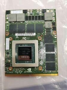 Nvidia Quadro M3000M 4GB GDDR5 MXM GPU Video card 827226-001