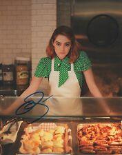 Emma Stone La La Land Hand Signed 8x10 Autogrpahed Photo COA Proof 02 Look