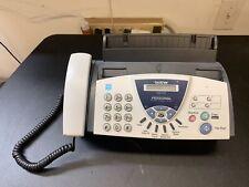 Brother Model 575 Personal Plain Paper Fax Phone Copier Machine