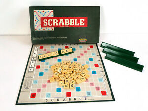 Spare Parts - SCRABBLE Game by Spear's Game (plastic racks) - replacement parts