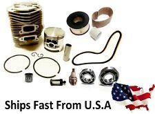 Stihl 075 076 Ts760 Cylinder Kit Overhaul 58mm Air Filter Bearings Belt