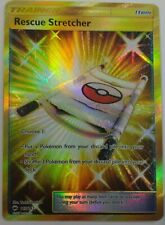 Pokemon: 'Rescue Stretcher' Burning Shadows - Secret Rare - NM - #165