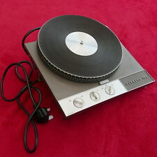 Garrard 401 Turntable: Fully pro serviced. Superb example: Low production number
