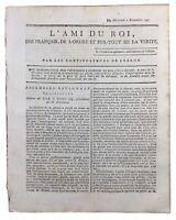 Flavigny 1791 Bourgogne Allas Bocage Charente Saint Étienne du Mont Révolution