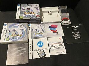 Pokémon SoulSilver  Edicion Plata - Nintendo DS EDICION POKEWALKER COLECCIONISTA