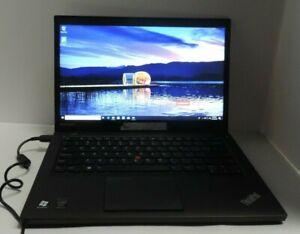 Lenovo ThinkPad T440s Ultrabook 14″ i5-4300U 1.9GHz 4GB 120GB SSD W10 w/Charger