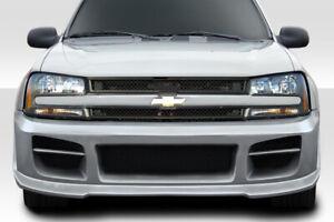 02-08 Chevrolet Trailblazer R34 Duraflex Front Body Kit Bumper!!! 114643