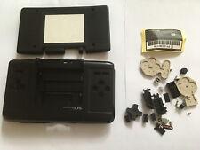 Austausch Ersatz Komplett Gehäuse für Nintendo DS NDS in Black
