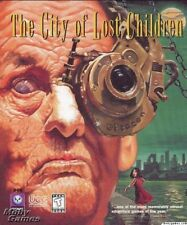 THE CITY OF LOST CHILDREN +1Clk Windows 10 8 7 Vista XP Install
