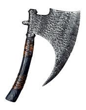 Viking Hache Saxon Warrior Déguisement Médiéval PLASTIQUE LAME arme accessoire