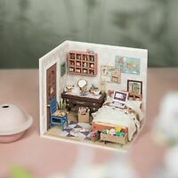 New Hands Craft 3D Puzzle DIY Dollhouse - Anne's Bedroom