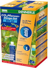 Dennerle bio-60 Co2 Starter Set Planta De Acuario de abono de CO2 Kit
