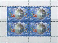 Samoa 2005 SG1172 Europa MS MNH