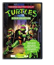 4 Film Favorites Teenage Mutant Ninja Turtles 883929136872 DVD Region 1