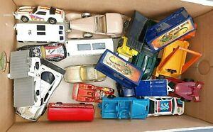 lot de petites voitures identique photos  (majorette, matchbox, solido, etc )