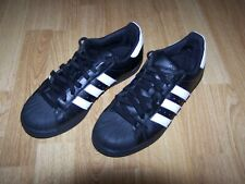 Adidas Black Superstar Trainers Size 7