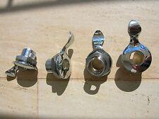 maniglia cofano Innocenti spider 950, C coupè 1100 S, hood handle riproduzione