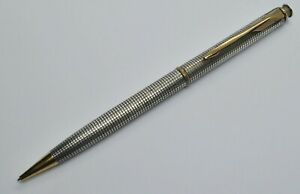Vintage Parker Insignia 0.5mm Sterling Silver Mechanical Pencil USA - PART
