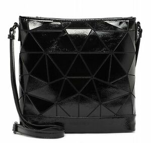 SURI FREY Suri Sports Jessy-Lu Crossover Bag  Tasche Black - Lack Schwarz