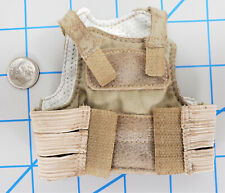 Body armor vest 1/6 scale toys DID alert dragon bbi soldier Joe dam used
