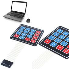 16Key 4x4 Membrane Switch Keypad 4*4 Array Matrix keyboard for arduino car