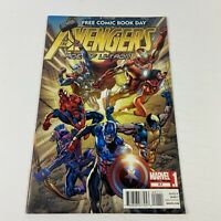 Avengers Age of Ultron One Marvel #0.1 Mar 2012 Comic Book