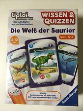 tiptoi/ Wissen & Quizzen: Die Welt der Saurier/Ravensburger/Neu & OVP!
