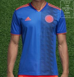 Colombia Away Shirt - Official adidas Football Jersey - Mens - All Sizes