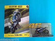 1:18 - Yamaha YZR-M1 World Champion 2005 Valentino Rossi Tutte le mie moto