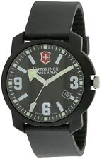 Swiss Army Victorinox Black Recon Mens Watch 24533