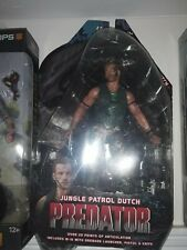NECA ARNOLD SCHWARZENEGGER PREDATOR JUNGLE PATROL DUTCH FIGURE