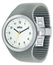 Braun Armbanduhr Grau BN0111WHGYG