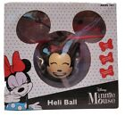 DISNEY MINNIE MOUSE EYES CLOSED HELI BALL HELICOPTER COMPATIBLE WITH HELI REMOTE