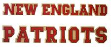 New England Patriots T-Shirt Iron-On Vintage Football Team Pats Heat Transfer