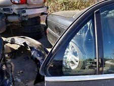 2008 2009 JAGUAR XJ8 XJR SUPER V8 VANDEN PLAS RIGHT REAR DOOR VENT GLASS
