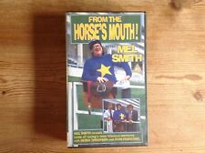 Horse Racing VHS Video. From the Horses Mouth.Mel Smith.