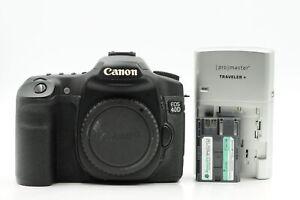Canon EOS 40D 10.1MP Digital SLR Camera Body #372