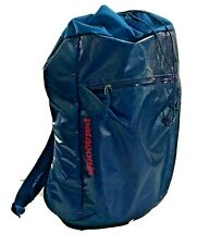 Patagonia Black Hole Backpack Blue Lightweight Cinch Pack 20L New Never Used