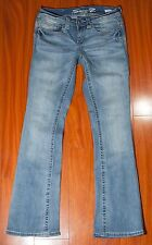 Seven 7 for All Mankind Women's Boot Cut Light Wash Jeans Sz 6