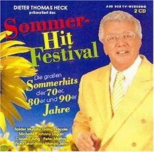 Sommer-Hit-Festival (70er, 80er, 90er; Dieter Thomas Heck) George Baker.. [2 CD]