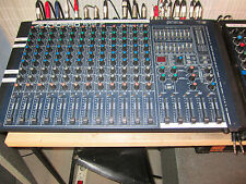 Audiopro 512 / 12 Kanal Power Mixer 2 x 250 Watt , absoluter Allrounder !