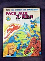 Fantastic Four X-Men Face Aux X-Men French Edition TPB Leg Editeur 1983 Marvel