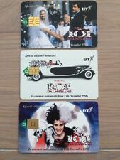 BT Phone cards - Disney's 101 Dalmatians, Special Edition, Used