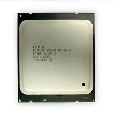 Intel Xeon E5-2670 SR0H8 LGA2011 8C Compatible with X79 i7 3960X 4930K 4960X