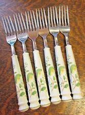 (6) NORITAKE LINEAGE Dinner Forks