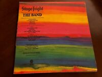 THE BAND STAGE FRIGHT VINYL LP CAPITOL